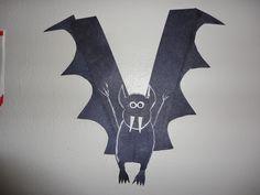 Pinkaton Family: v is for vampire bat