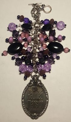 Haunted Mansion Purse Charm    ~ available at www.facebook.com/magic365
