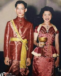 Thailand, King Rama 9, Queen Sirikit, Bhumibol Adulyadej, King Of Kings, Saree, People, Instagram, Adobe Photoshop