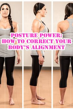 how to naturally fix posture