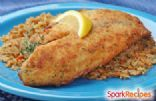 Easy, delicious and healthy Parmesan Herb Baked Tilapia recipe from SparkRecipes. See our top-rated recipes for Parmesan Herb Baked Tilapia. Baked Breaded Tilapia, Baked Tilapia Recipes, Baked Fish, Fish Recipes, Seafood Recipes, Cooking Recipes, Healthy Recipes, Parmesan Tilapia, Crusted Tilapia