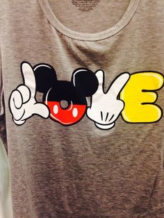 mickey mouse t-shirt | Tumblr
