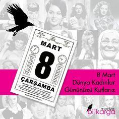 8 Mart Dünya Kadınlar Gününü Kutlarız #8mart #8martdunyakadinlargunu #dunyakadinlargunu #worldwomensday