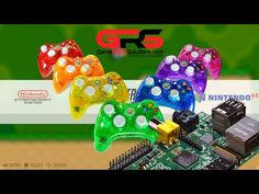 How to Setup a Wired Xbox 360 Controller with Emulation Station, Retropie, RetroArch - YouTube
