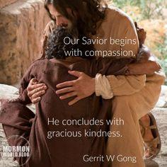 LDS quote about Jesus Christ #lds #mormon #ElderGong