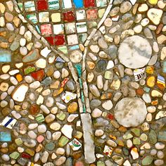 This could be my next mosaic at Fenway in Weekapaug! Watch out!