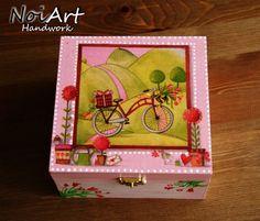 Bicicleta rosa / Mercadorias fornecedor NoiArt | Fler.cz