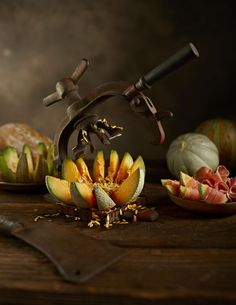 Meloncutter by Lew Robertson on Your Kitchen Camera