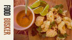 Salt n Pepper Squid   Food Busker