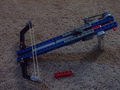 Mini crossbow. Working on successor.