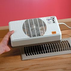 Heating and Air Conditioning Duct Booster Fan - $44.99