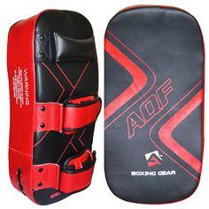Sports & Entertainment Cheap Sale 1pc Kick Boxing Strike Curved Arm Pad Mma Focus Muay Thai Punch Shield Kicking Target Boxing