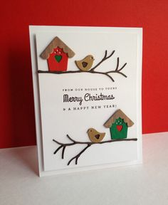 I'm in Haven: Less is More 147...Christmas with a Bird