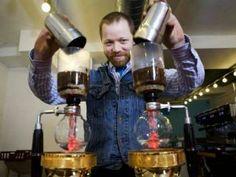 Industra Coffee: Londýn míří do Brna