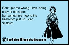 Hair Stylist Quotes Funny | Humor | hair salons