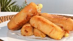 Tequeños are small cheese sticks, rolled in soft dough and fried to a crunchy and delicious perfection. They are fantastically simple and quick to prepare. The classic tequeño recipe has changed over time, with the addition of other varied ingredients to the cheese. One well-loved variety is the tequeyoyo maracucho, which includes guava and sweet plantain......