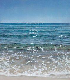 © Eléonore Bernair - Painting - Seascape