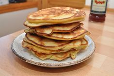 lavkarbo lapper Pancakes, Low Carb, Breakfast, Food, Alternative, Morning Coffee, Crepes, Griddle Cakes, Meals
