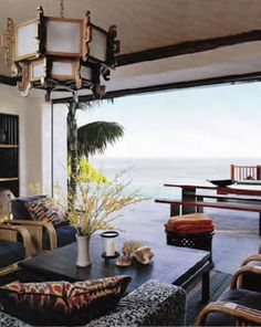 California Style- Outdoor living tips