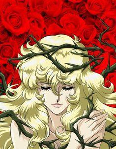 Image in Lady Oscar collection by Yuri Ishtar Manga Anime, Old Anime, Manga Art, Lady Oscar, Revolutionary Girl Utena, Culture Art, Anime Weapons, Art Diy, Demonology
