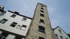Largest tower in Regensburg, Germany. | Ashley Colburn Productions