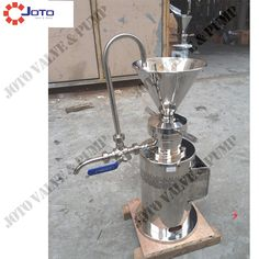 Food processing machines JM-L 50 Stainless Steel Vertical Colloid Glue mill 220v