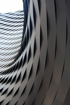 New Messe Basel, Switzerland by Herzog & de Meuron architects / material?