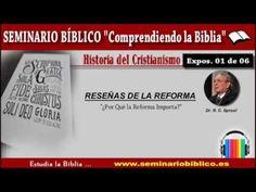 01  Por Qué la Reforma Importa?  [Reseñas de la Reforma Protestante] http://youtu.be/RVebJyKYd2s ........................ DESCARGAR AUDIO: http://ift.tt/2f9Wyii . IMPORTANTE: Para consultar todos los vídeos disponibles ORDENADOS y CLASIFICADOS por TEMAS recomendamos entrar en la sección INICIO (pestaña localizada en la parte superior izquierda del MENÚ del canal) o pulsar en el siguiente enlace: https://www.youtube.com/channel/UCuq1tI4iTzCC_pj9RvA4HwQ . El 31 de octubre de 1517 víspera de la…