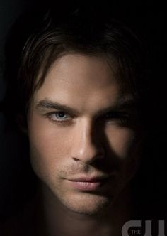 Damon Salvatore (Ian Somerhalder), The Vampire Diaries. At least he doesn't sparkle.