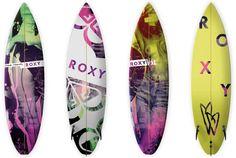 Roxy Surf Boards