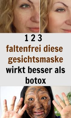 1 2 3 wrinkle-free this face mask works better than botox # wrinkle-free . - 1 2 3 wrinkle-free this face mask works better than botox # wrinkle-free mask - Diy Mask, Diy Face Mask, Face Masks, Best Face Serum, Brown Spots On Face, Face Wrinkles, Natural Face, Facial Care, Facial Diy