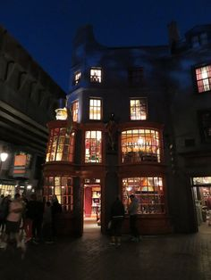 Universal Studios-Islands of Adventure December 2014 // UOR - Diagon Alley // Photo by: PNLT_BX // IMG_2847