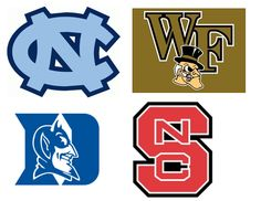 The BIG 4 Colleges of NC