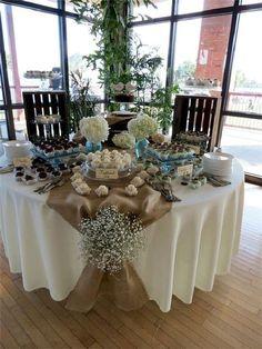 Gorgeous rustic vintage wedding centerpieces ideasr 21
