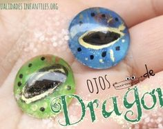 Ojos de dragon