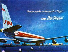 1962- Boeing 707
