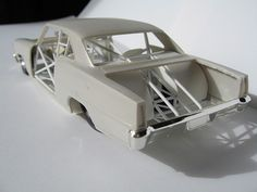 66 Pro Street/Strip Nova Project (update 7/18/10) - Scale Auto Magazine - For building plastic & resin scale model cars, trucks, motorcycles, & dioramas