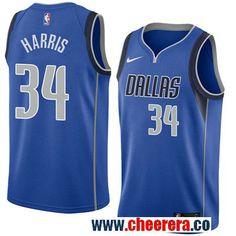 db07e1467 Men s Nike Mavericks  34 Devin Harris Royal Nike New Swingman Icon Edition Jersey  Dallas Mavericks