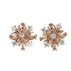 Star Earrings by Lanie Lynn Vintage Jewelry