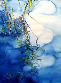 7 das Artes: Aquarelas de Carol Carter - belíssimas!