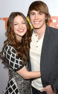 Glee's Melissa Benoist and Blake Jenner Reveal Wedding Plans