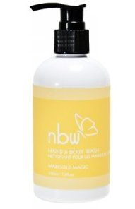 Review & Giveaway – NBW Marigold Magic Hand & Body Wash