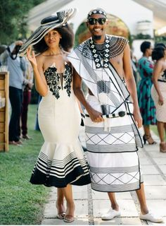New Xhosa Traditional Wedding Dresses<br> African Fashion Ankara, Latest African Fashion Dresses, African Print Dresses, African Print Fashion, African Style, South African Traditional Dresses, Traditional Wedding Dresses, Traditional Outfits, African Wedding Attire