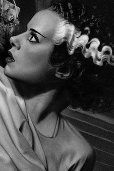 UNIVERSAL MONSTERS. Bride of Frankenstein.