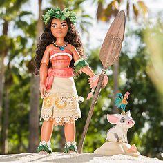 Moana Limited Edition Doll - 16''