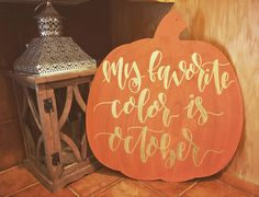 Your place to buy and sell all things handmade Thanksgiving Sayings, Chalkboard Designs, Fall Signs, Chalk Board, Halloween Town, Fall Crafts, Pumpkins, Hand Lettering, Fall Decor