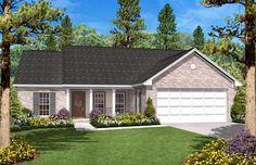 Heritage Avenue House Plan
