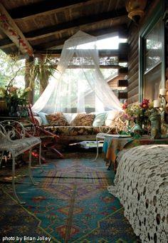 Front porch/sunroom