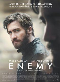 Enemy (2014) de Denis Villeneuve avec Jake Gyllenhaal, Mélanie Laurent. Synopsis :
