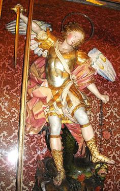 """Saint Michael Archangel"""